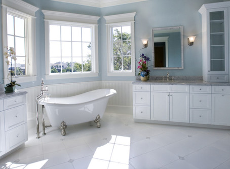 Have You Considered Replacing Your Bathroom Flooring?