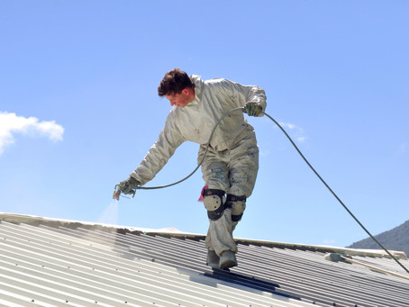 Tips for Painting Your Metal Roof