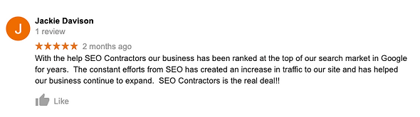 Google Reviews - Rob Davison.png