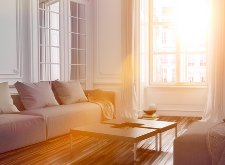 Window Film Can Reduce Fading from the Sun