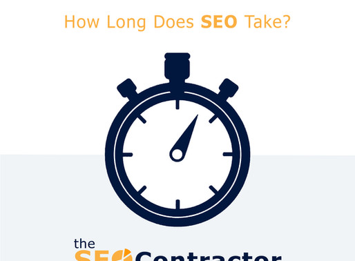 How long does SEO take to start working?