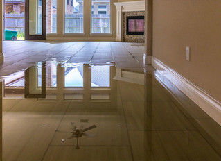 Tips for Dealing with Water Damage at Home