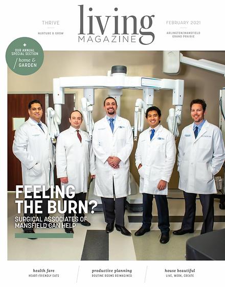Arlington Living Magazine February 2021