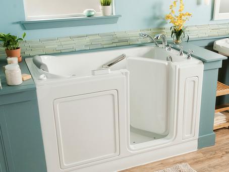 Bathroom Remodeling: Walk-In Tubs