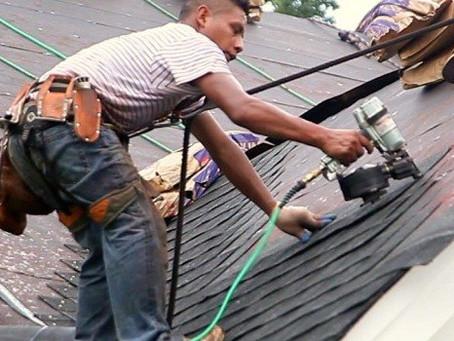 Examples Of Improper Roof Repairs in Atlanta, Ga