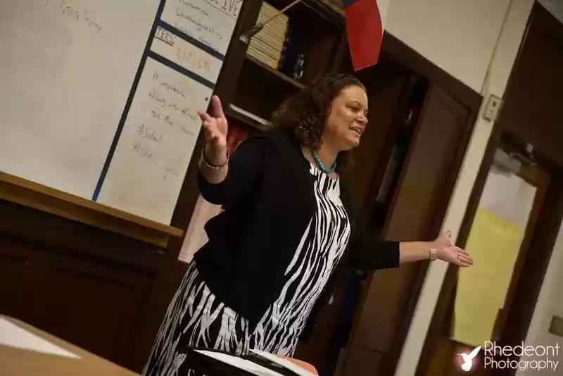 Patricia Ellis Motivational Speaker