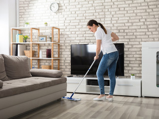 Spring Cleaning Guide for Floors