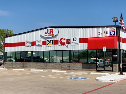 JR Truck Repair Service Dallas TX Location