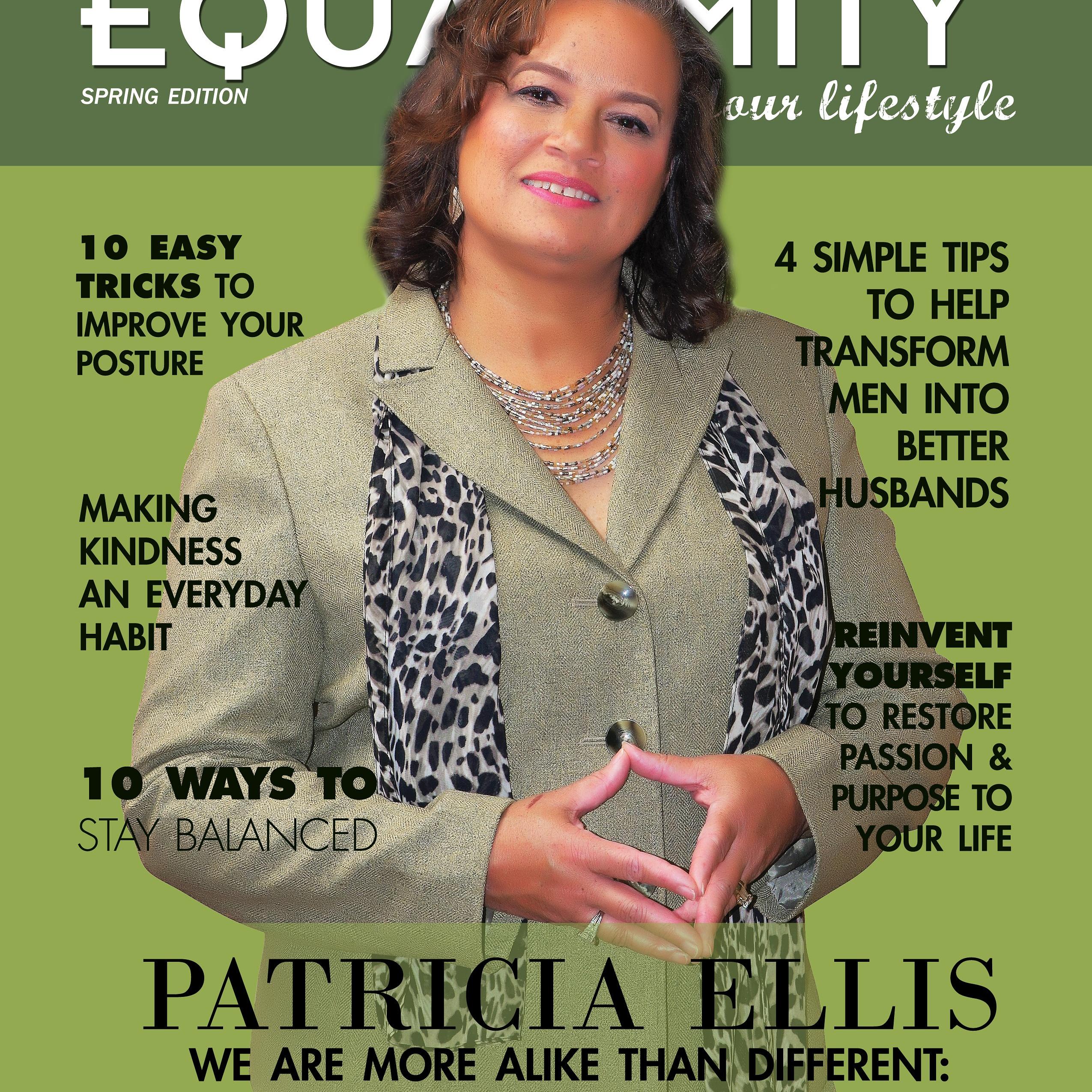 Patricia Ellis Cover