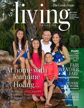 Living Magazine June 2017