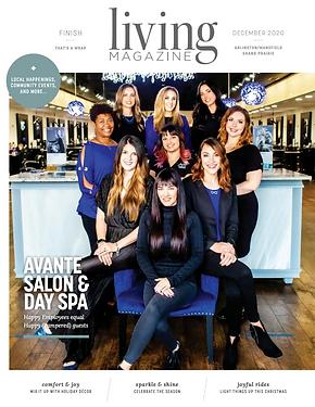 Arlington Living Magazine December 2020.