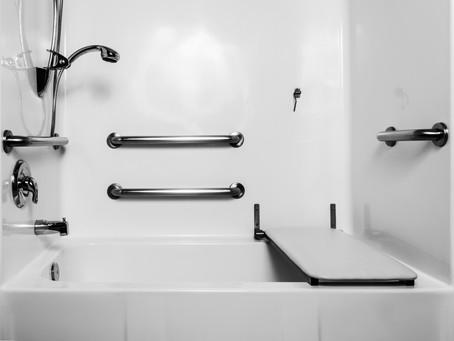 Bathroom Flooring Best Suited for Seniors