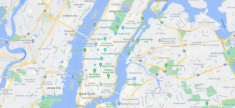 New York City Area Google Map.png