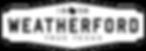 Weatherford TX City Logo