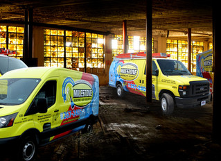 Are your fleet vehicles wrapped?