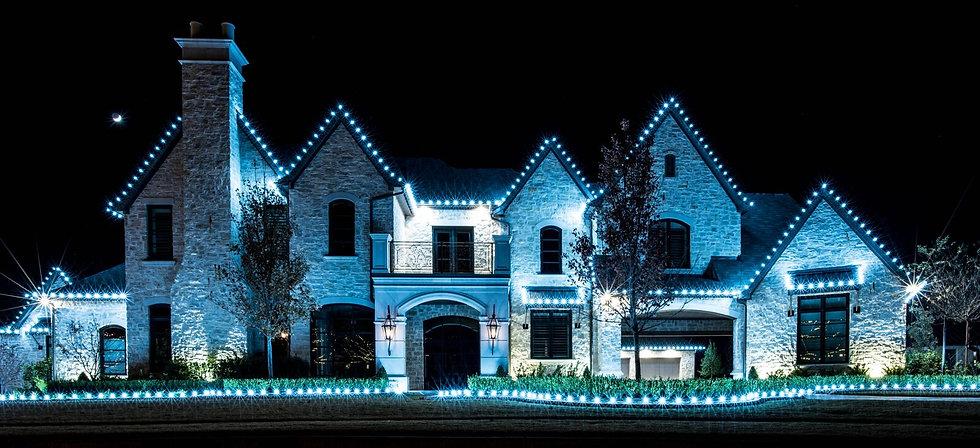 Cut N Edge Christmas Lighting Rockwall T