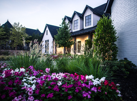 Estates Landscaping: It All Begins With a Plan