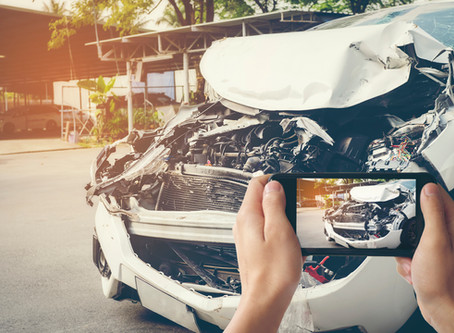 Were You Recently Involved in a Car Wreck?