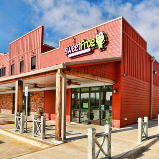 Duke's Burgers & Sports Co. / Sweet Frog Yogurt Shop
