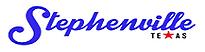 Stephenville TX City Logo