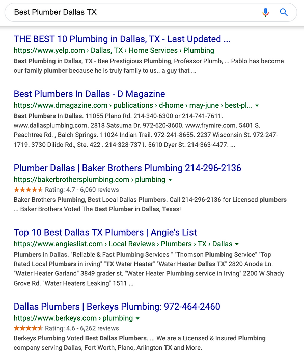 Best Plumber Dallas TX - Organic.png