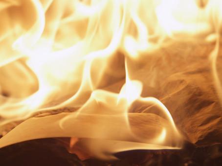 The Process: Fire Damage Restoration