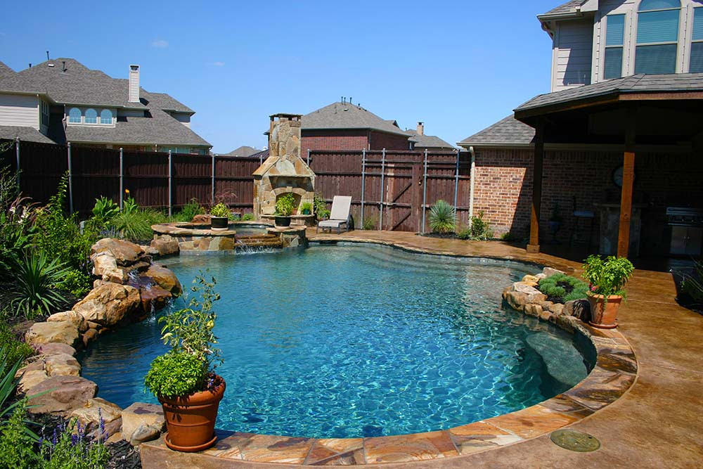 Gold Medal Pools Pool Builders Dallas Pool Builders