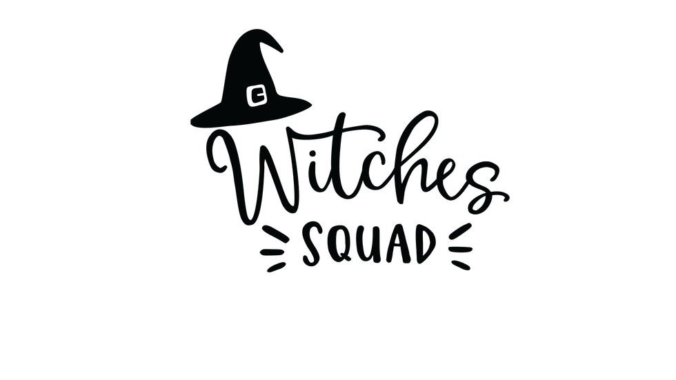 Witches Squad Decal