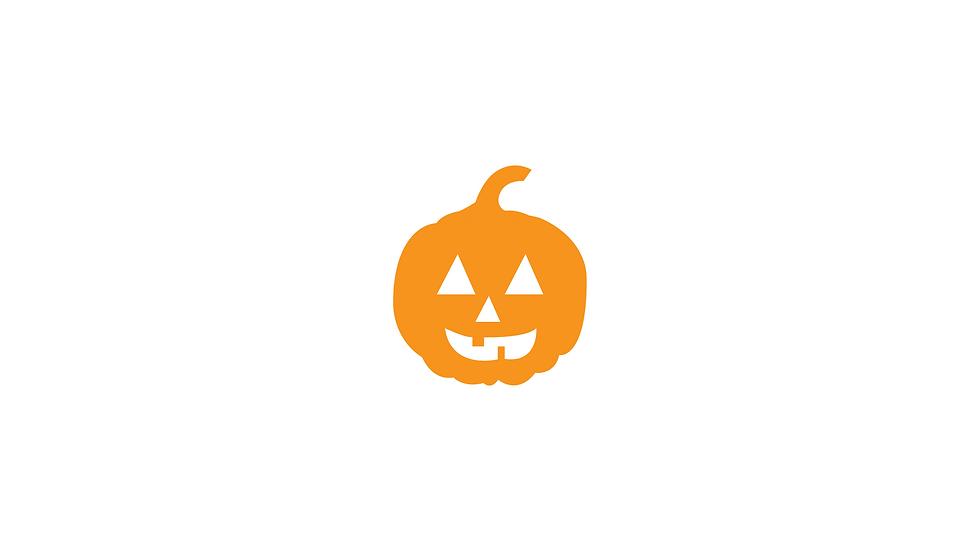 Pumpkin Decal