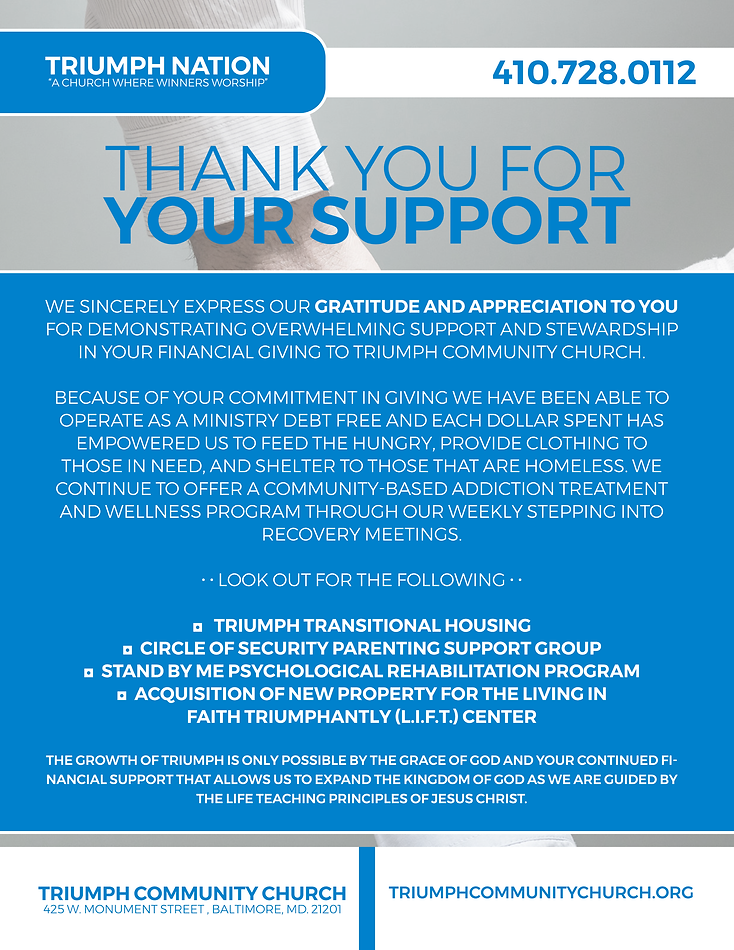Triumph Your Support flyer.png