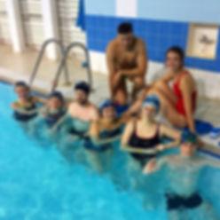 Занятие плаванием с тренером в группе 14-99лет , ставим 4 стиля: кроль, брасс, баттерфляй, кроль на спине.