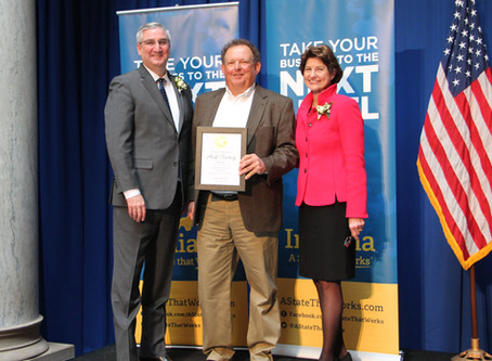 Muncie Aviation Company Awarded Governor's Half Century Business Award