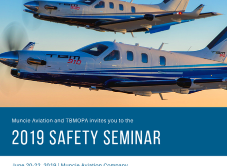 2019 TBM Safety Seminar