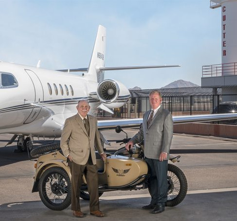 Phillips 66 Aviation Salutes Cutter Aviation on 90 Years