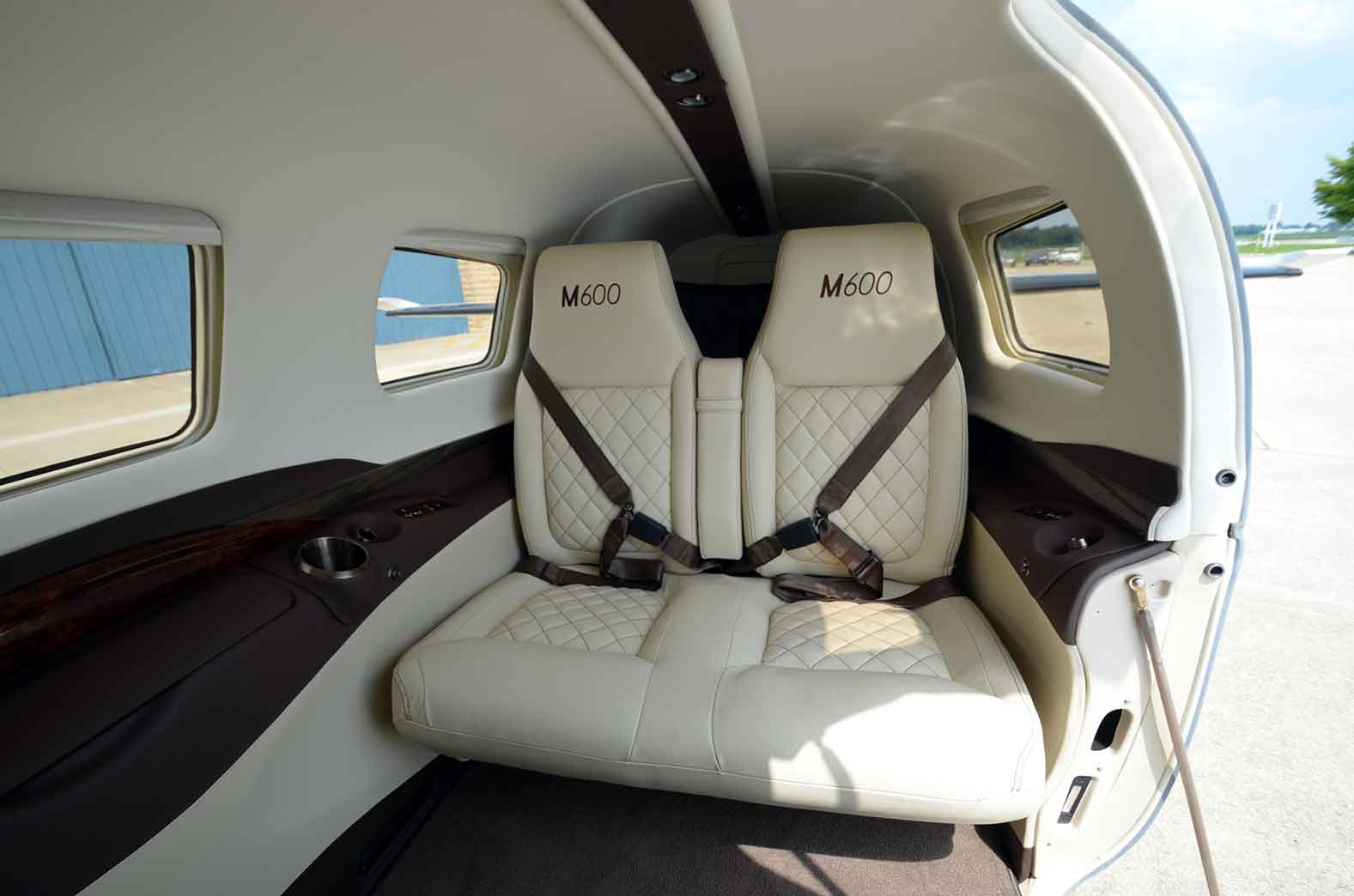 2018 Piper M600 For Sale- N855MA
