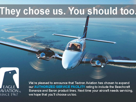 Direct Mail Design, Eagle Aviation