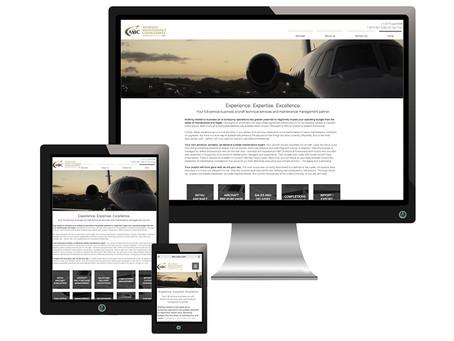Aviation Maintenance Consultants - Website Launch