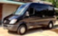 Mercedes Sprinter High Top Van