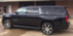 Luxury Chevy Suburban