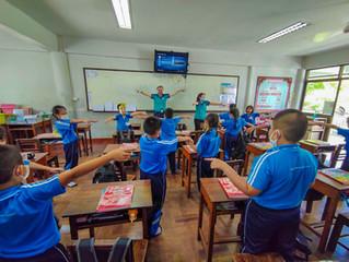 3 ขั้นตอนช่วยเหลือครูต่างชาติเมื่อต้องสอนออนไลน์