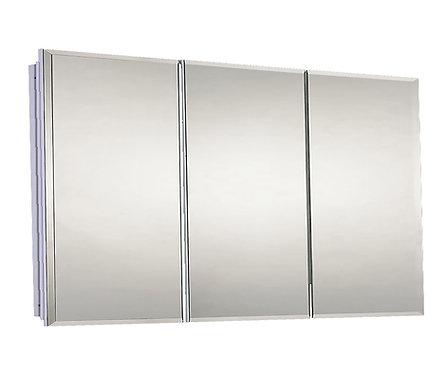 "SR-6036BV 60"" x 36"" Tri-View Series Medicine Cabinet"