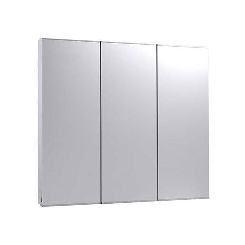 "R-3030 30"" x 30"" Tri-View Series Medicine Cabinet"