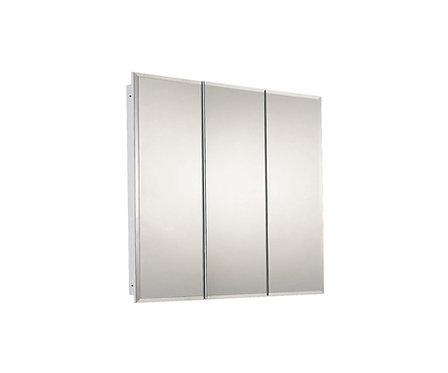 "R-3030BV 30"" x 30"" Tri-View Series Medicine Cabinet"