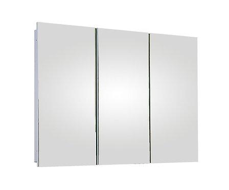 """SR-4836PE 48"""" x 36"""" Tri-View Series Medicine Cabinet"""