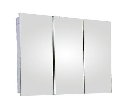 "R-4836PE 48"" x 36"" Tri-View Series Medicine Cabinet"