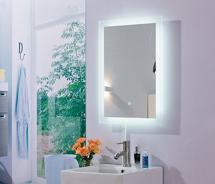 "LUM-2436P 24"" x 36""Luminous + Series LED Mirror"