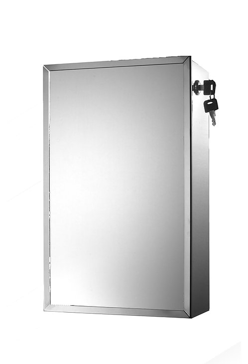 "715SK 9"" x 15"" Lockable Series Medicine Cabinet"