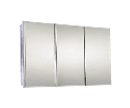 "SR-4830BV 48"" x 30"" Tri-View Series Medicine Cabinet"