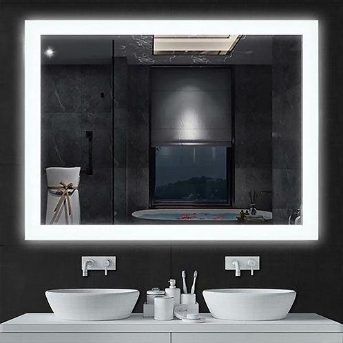 "LUM-4836 48"" x 36"" Luminous Series LED Mirror"