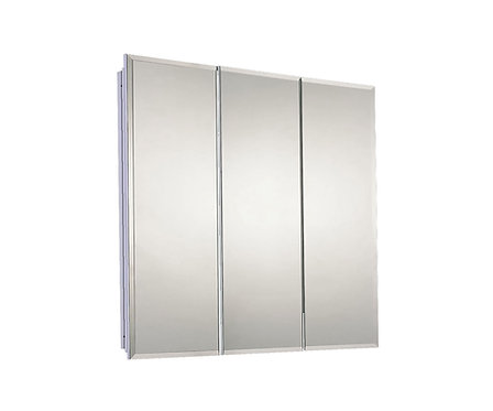 "SR-3636BV 36"" x 36"" Tri-View Series Medicine Cabinet"